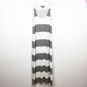 Tommy Bahama | Wide Rugby Stripe Maxi Dress